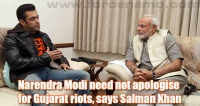 Salman Khan & Narendra Modi