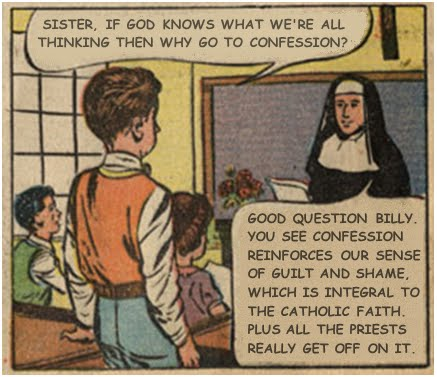 Priests & Confession