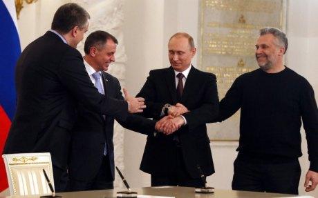 Putin & Gang