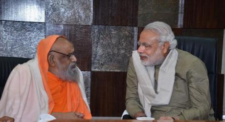Swami Dayananda & Narendra Modi