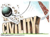 Politics Destroys Civility