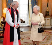 Queen Elizabeth is the Supreme Governor of the Church of England