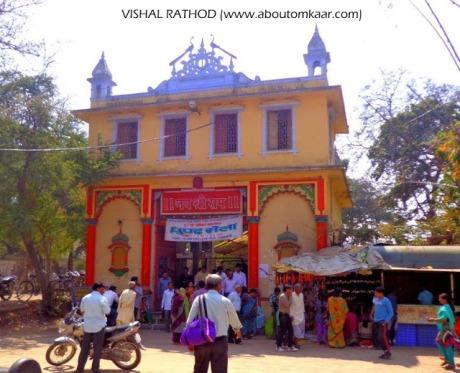 Sankat Mochan Hanuman Temple, Kashi
