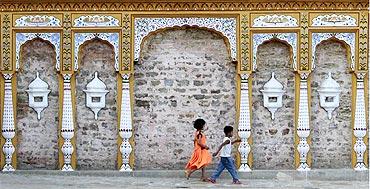 Hindu Temple, Saidpur, Pakistan