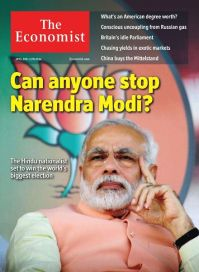The Economist April 2014