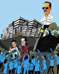 Robert Vadra's Real Estate Empire
