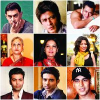 Modi's Bollywood Cabinet