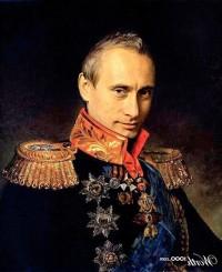 Czar Vladimir Putin II