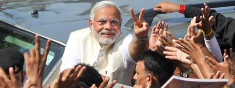 Narendra Modi to be India's PM