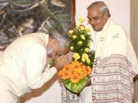 Narendra Modi & Atal Bihari Vajpayee