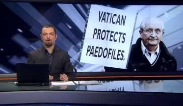 Vatican Protects Paedophiles!