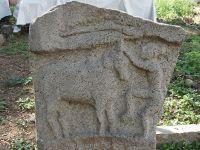 Jallikattu inscription excavated from Peththa Nayakkan Palaiyam, Attur Taluk, Tamil Nadu