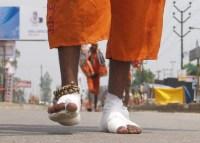 Pilgrim's Feet