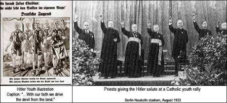 Hitler and the Catholic Church