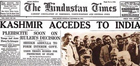 Hindustan Times, New Delhi, Oct. 28, 1947