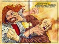 Jesus & Darwin