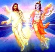 Jesus & Krishna
