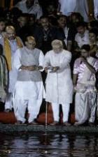 Narendra Modi's Ganga Puja