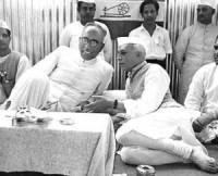 Sheikh Abdullah & Nehru