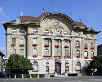 Swiss National Bank Hqs in Bern
