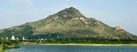 Arunachala Hill, Tiruvannamalai, Tamil Nadu