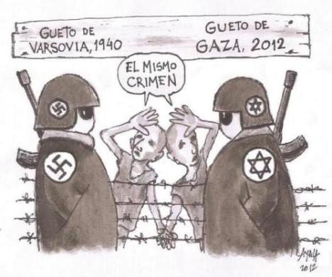 Gueto de Gaza 2014