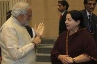 Modi & Jayalalitha