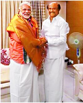 Modi & Rajini