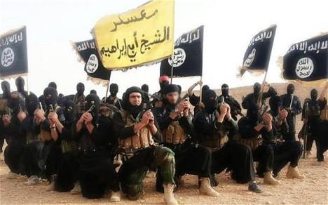 ISIS senior commander Abu Waheeb in Iraq