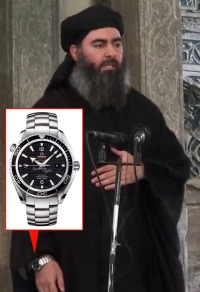 ISIS Chief  Abu Omar al-Baghdadi