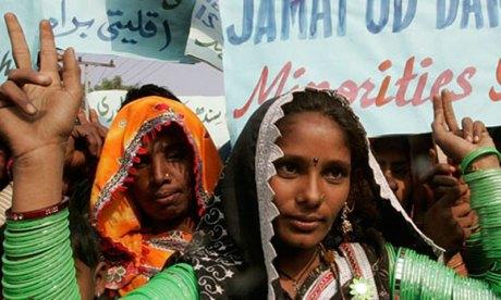 Pakistani Hindu Women
