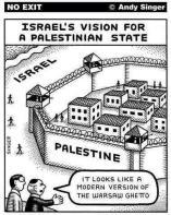 Palestine Concentration Camp