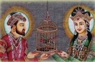 Shah Jahan & Mumtaz Mahal