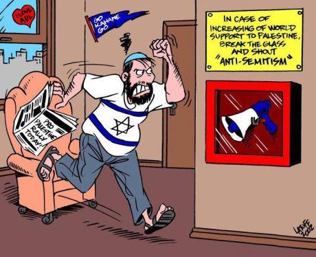 Anti-Zionism is not Anti-Semitism