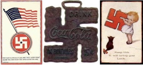 Swastika use in the USA