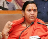 Uma Bharti is the Union Cabinet Minister for Water Resources, River Development and Ganga Rejuvenation