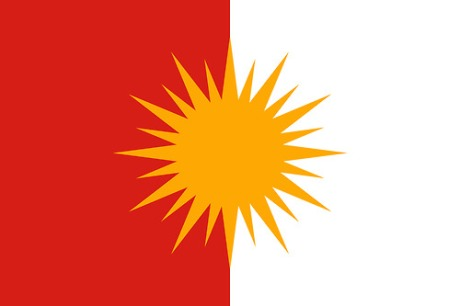 Yazidi Flag