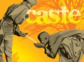 Where did caste originate?