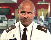 Chief Superintendent of Rotherham Police, Jason Harwin, apologises for refusing to listen to the child victims when they appealed to the South Yorkshire Police for help.