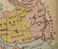 Khorasan (later called Parthia)