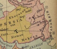 Khorasan (later called Parthia)