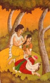 Nala & Damayanti