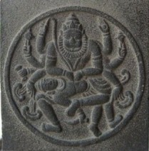 Narasimha in the Kaiyuan Temple, Quanzhou, China