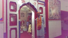 Maharishi Valmik Swamiji Mandir in the Gracy Lines area of the Chaklala Cantonment in Rawalpindi