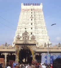 Ramanathaswamy Temple in Rameshwaram