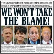 Rotherham Civic Authorities: No blame!