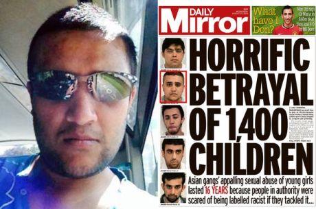 Umar Razaq: Sex gang leader has escaped to Pakistan