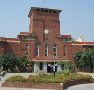 Delhi University Arts Faculty