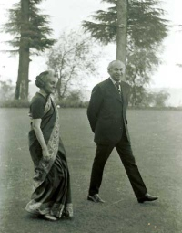 Indira Gandhi & Zulfikar Ali Bhutto