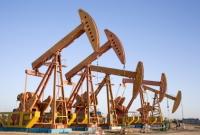 Oil field in Texas